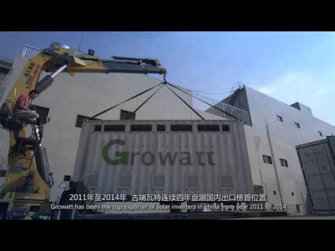 Growatt New Energy-powering tomorrow