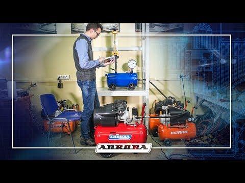Воздушный компрессор. Тест реальной производительности (3/3)