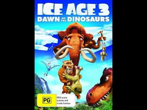 Opening To Ice Age 3 Dawn Of The Dinosaurs 2009 Dvd Australia Youtube