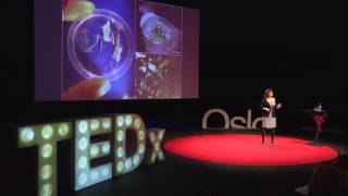 How I learned to stop worrying and love the garbage patch: Miriam Goldstein at TEDxOslo 2013
