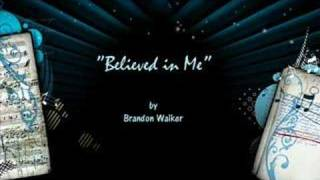 Believed in Me - American Idol Songwriter Competition Entry