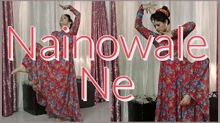 Nainowale Ne | Padmaavat | Deepika Padukone | Shahid Kapoor | BollyWood Dance Choreography
