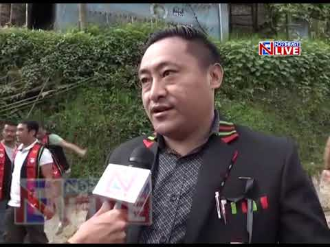 Solidarity rally demanding justice for slain cop turns ugly in Kohima