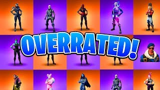 Mais Superrated skins em Fortnite! (Ranking de todas as Skins Fortnite)