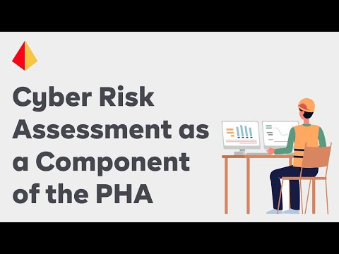 Performing A Cybersecurity Risk Assessment As A Component Of The Pha