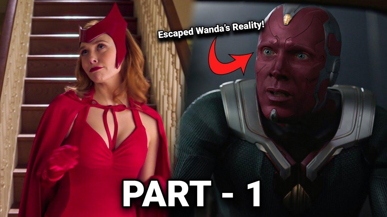 I Watched WandaVision Trailer in 0.25x Speed: Breakdown - Part 1