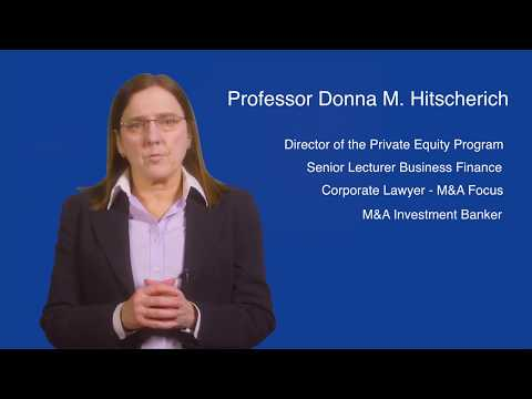 M&A @ Columbia Business School - Introduction Video