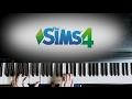 The Sims 4 Main Theme It S The Sims Piano Version Ilan Eshkeri The Sims 4 Soundtrack mp3
