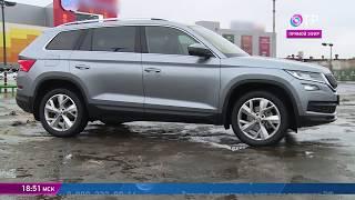 Автомобили в программе ОТРажение 22.02.2018