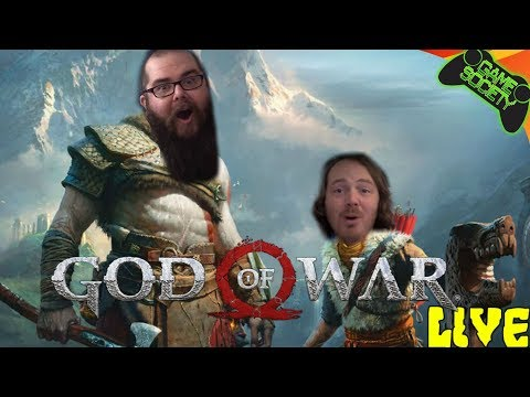 God of War LIVE - Game Society