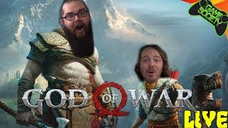 God of War LIVE COMPLETE FAIL - Game Society thumbnail