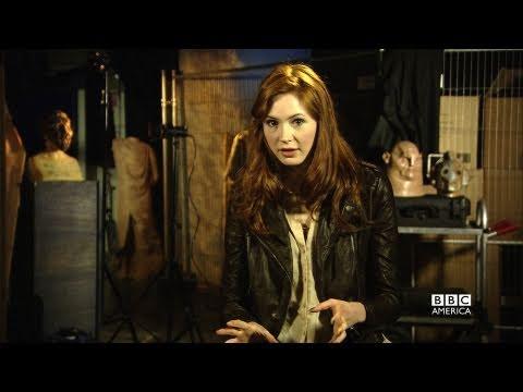Doctor Who's Karen Gillan - If I Had A Time Machine