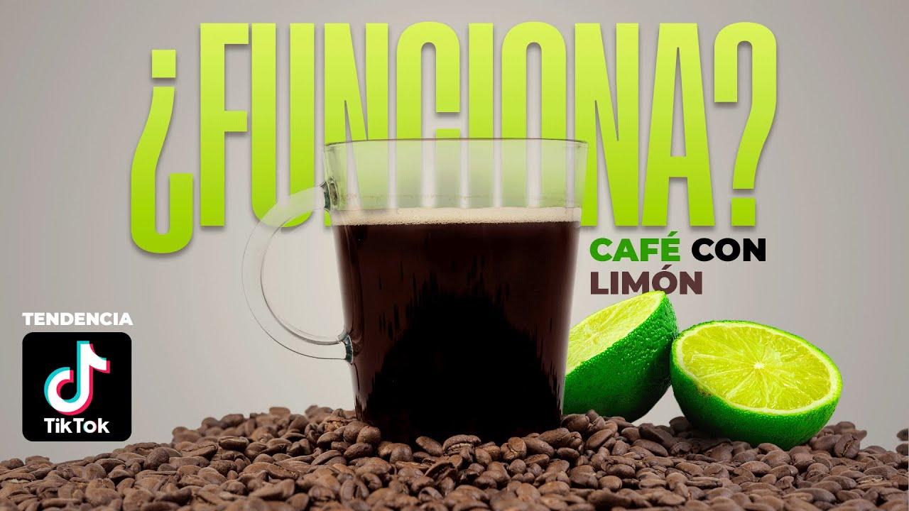¿FUNCIONA el CAFÉ con LIMÓN para PERDER GRASA? - [Ciencia]