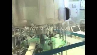 Automatic wad fixing machine   AND&OR