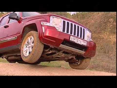 Наши тесты - Jeep Cherockee