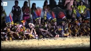 Brasil clausura los primeros Juegos Mundiales Indígenas