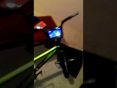 How to put a tablet on your bike as computer