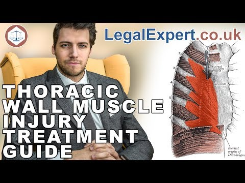 Thoracic Wall Muscle Injury Treatment Guide ( 2019 ) UK