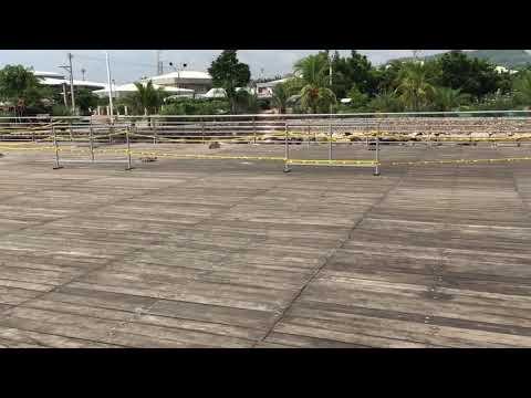 Naga City Cebu - Marine Baywalk