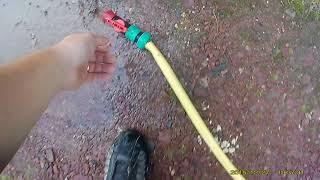 vidange piscine intex avec une pompe