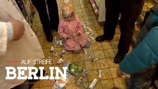 Skurriler Notruf: Kinder randalieren im Supermarkt!  | Auf Streife | SAT.1 TV