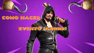 FORTNITE HOW TO TAKE A WALK THROUGH THE TABLE SAVING THE WORLD EVENT ARRRR! 14