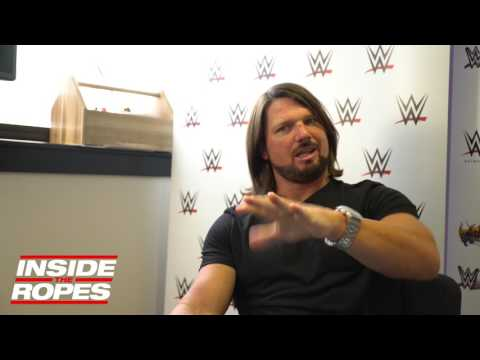 AJ on how he feels about his WWE Theme Song