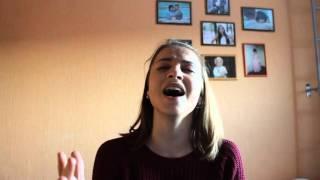 Алена Стихарева   Судьба матери Cover By Masha Shesterikova ПОЁМВСЕТИ