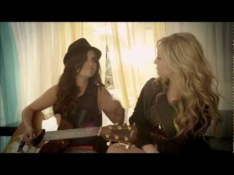 "Megan and Liz ""Bad For Me"" Official Music Video"