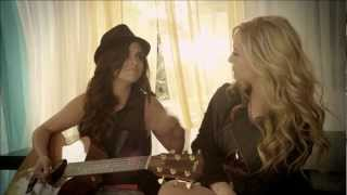 "Megan and Liz ""Bad For Me"" Official Music Video Thumbnail"