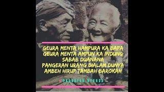 Jasa Indung Bapa - Ayu Lestari (Lagu Sunda Sedih)