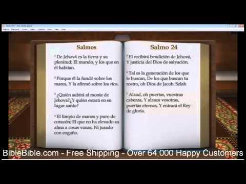 Reina valera 1960 audio bible on dvd reina valera video bible youtube reina valera 1960 audio bible on dvd reina valera video bible fandeluxe Image collections