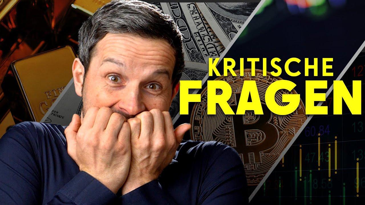 Marc Friedrich auf dem PRÜFSTAND! (Streitgespräch zu Bitcoin, Politik, Geld)