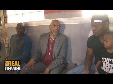 Ajamu Baraka Makes His Case to the People of Baltimore