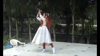 DANCE PRODIGY: VITHI PERFORMING EKDANTAYA VAKRATUNDAY SHREE GANESHAY KATHAK