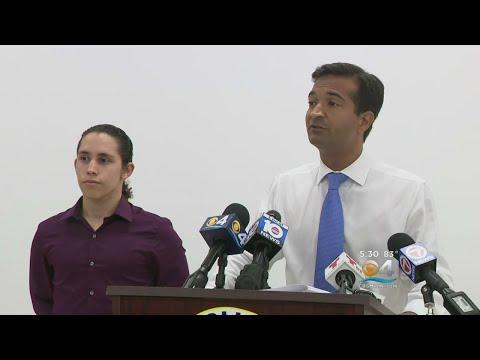 Congressman Carlos Curbelo Forgives Man Accused Of Threatening Him