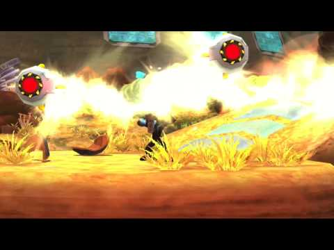 Ratchet & Clank Future: A Crack In Time PAX Weapon Trailer