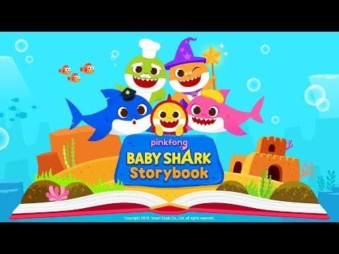 [App Trailer] Pinkfong Baby Shark StoryBook App | Education App | Story | Kids App