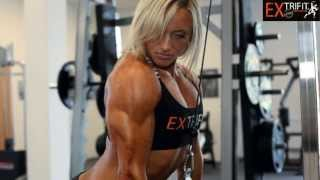 Photoshoot for Extrifit Nutrition