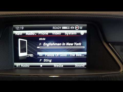 CLS Bluetooth streaming