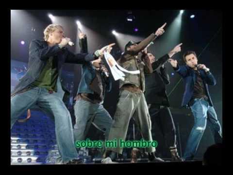 Backstreet Boys  No one else comes close Spanish