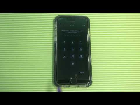 Passcode Bypass iOS 12 (2-Note)