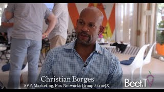 Cannes in Color: From Networking to C-Suite Activism, true[X} Christian Borges explains