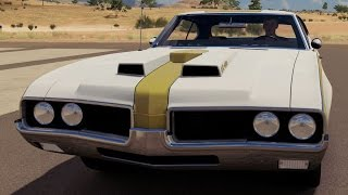 Oldsmobile Hurst/Olds 442 1969 - Forza Horizon 3 - Test Drive Free Roam Gameplay (HD) [1080p60FPS]