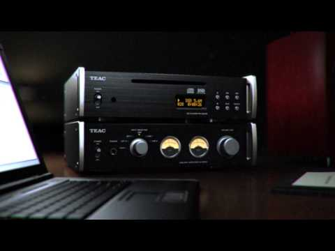 TEAC AI-501DA Amplifier / PD-501HR CD-Player (Reference 501 Series)