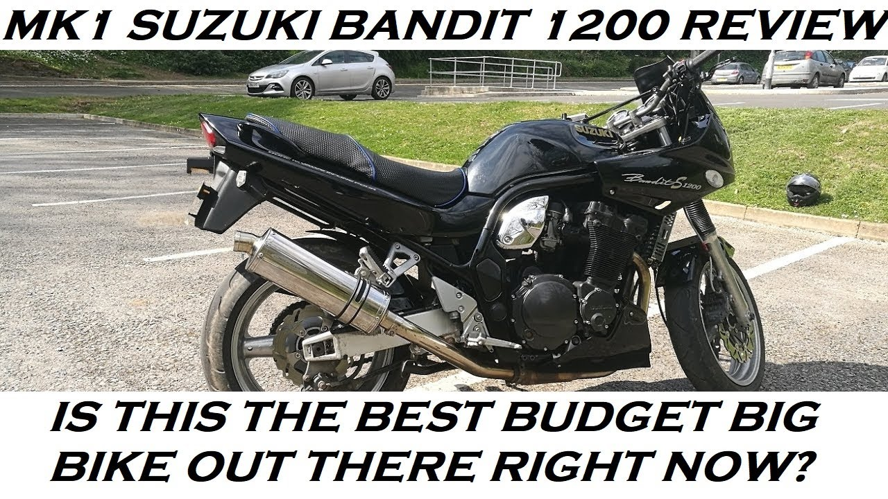 1999 SUZUKI BANDIT 1200S REVIEW AND THOUGHTS  YouTube