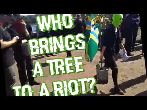 Who Brings a Tree to a Riot?