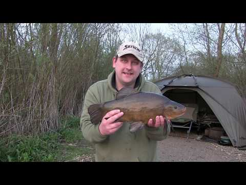 Linear Fisheries  Spring Tench Fishing Episode 7 (Oxlease Lake 2019)