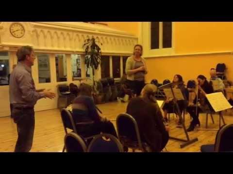 John Landor Conducting Masterclass 26/9/15