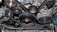 Alternator Repair Cost >> Repair Belt Cost Alternator